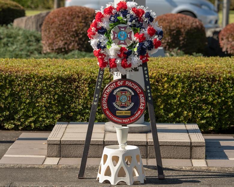 Yokota Airmen honor Veterans in retreat ceremony