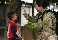 Army Reserve, Ministry of Health partner to bring medical care to Cortés