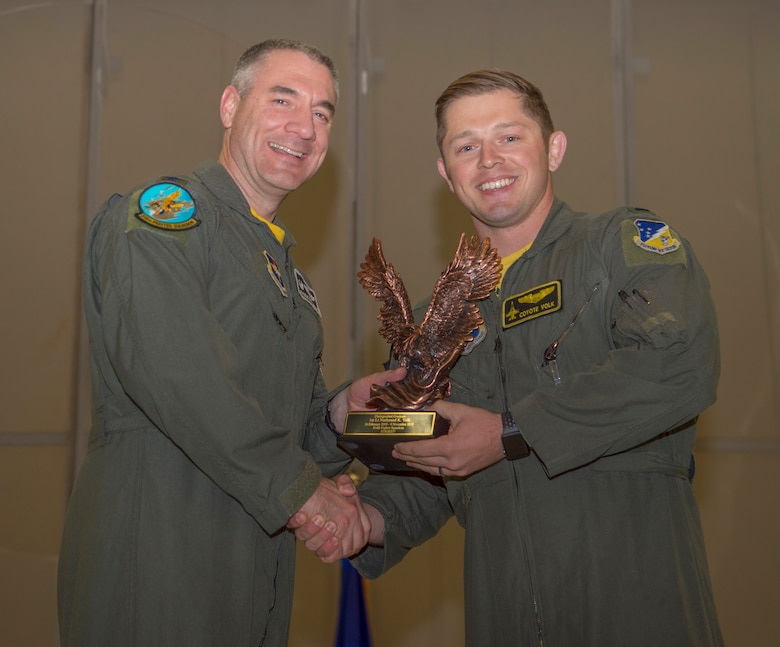 Holloman graduates newest combat-ready pilots