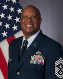 Chief Master Sergeant Daryl J. Hogan, Jr. Official Photo