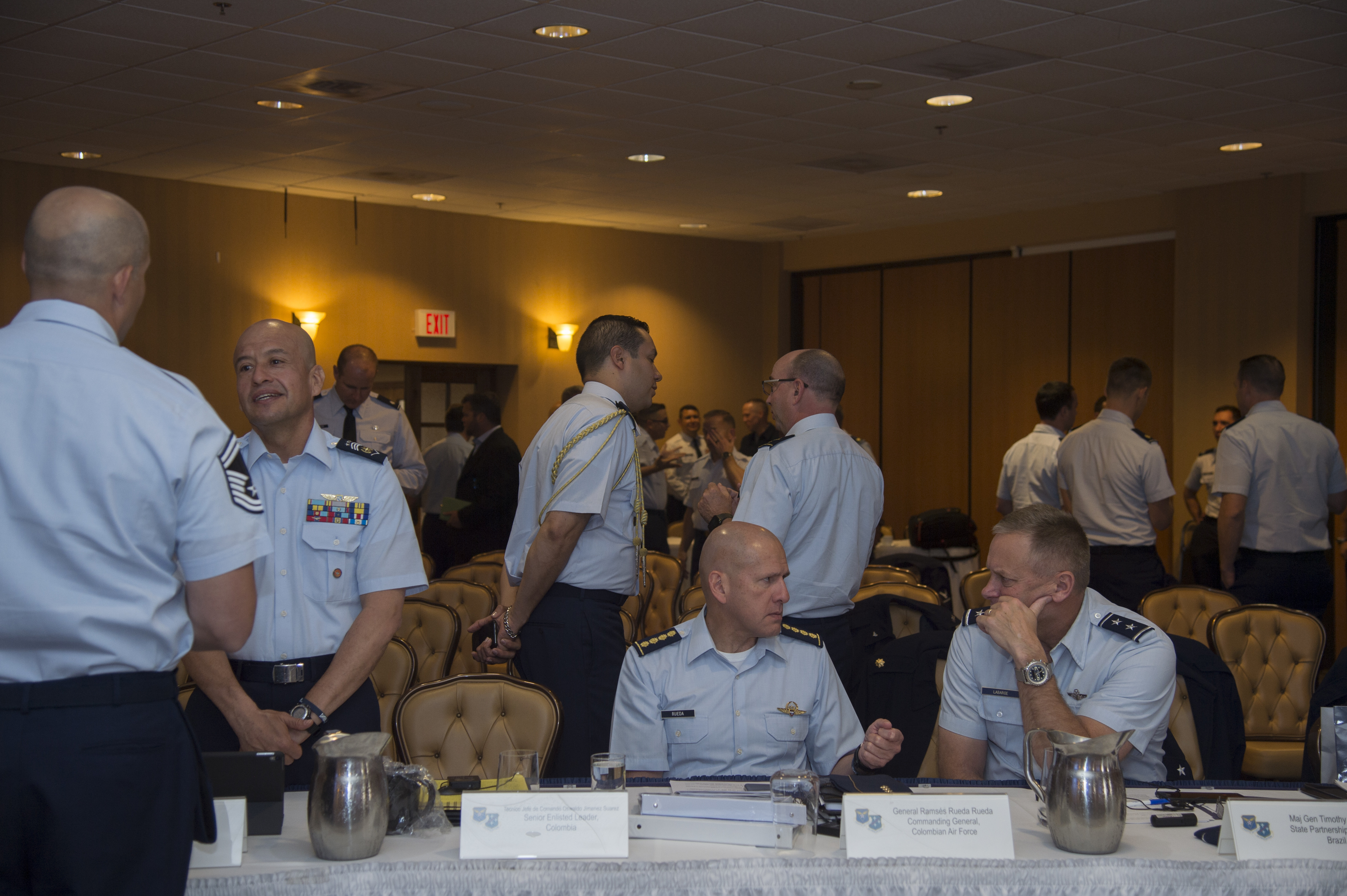 South American Air Chiefs Senior Enlisted Leader Conference