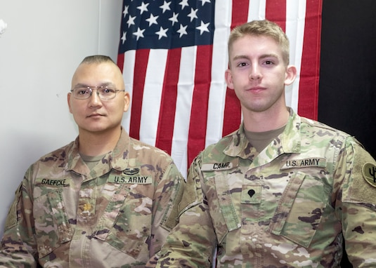 Citizen Soldiers connect with hometown while deployed