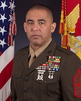 Sergeant Major Abel T. Leal