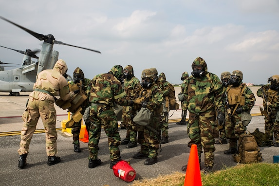 MARFORPAC Initiates Simulated Crisis Action Drill: 31st MEU Rapidly Responds
