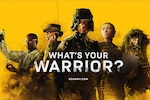 What's Your Warrior is the Army's latest marketing strategy, aimed at 17-to-24-year-olds, known as Generation Z, by looking beyond traditional combat roles and sharing the wide-array of diverse opportunities available through Army service.