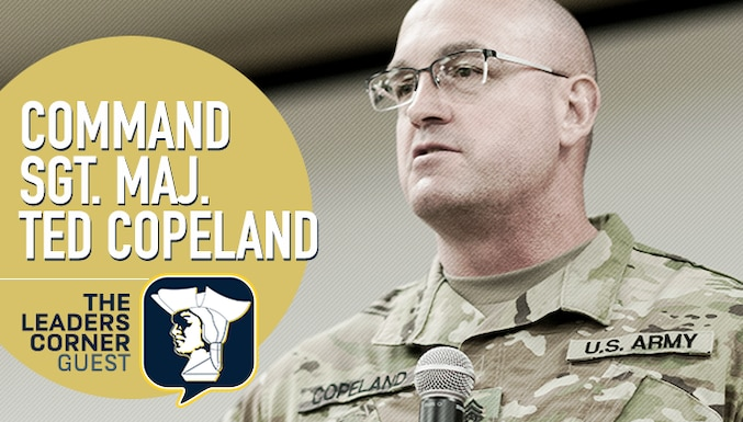 Episode 1: Command Sgt. Maj. Ted Copeland