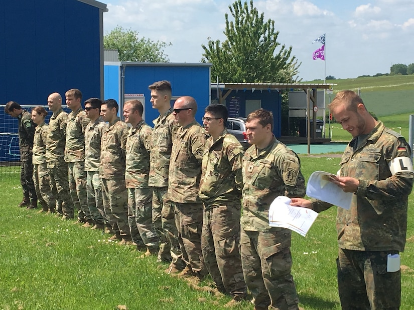 On August 9, 2019, four Soldiers from the 19th Special Forces Group (Airborne) returned to Utah following a six-month tour to Panzer Kaserne, Germany in support of Operation Atlantic Resolve and the European Deterrence Initiative.