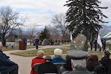 Gathered at a hybrid American and Canadian Remembrance Day/Veteran's Day ceremony in Colorado Springs on November 11, 2019, the Canadian Element of North American Aerospace Defense Command (NORAD) had a unique opportunity to reflect upon the longstanding military relationship between Canada and the United States over the last 100 years.