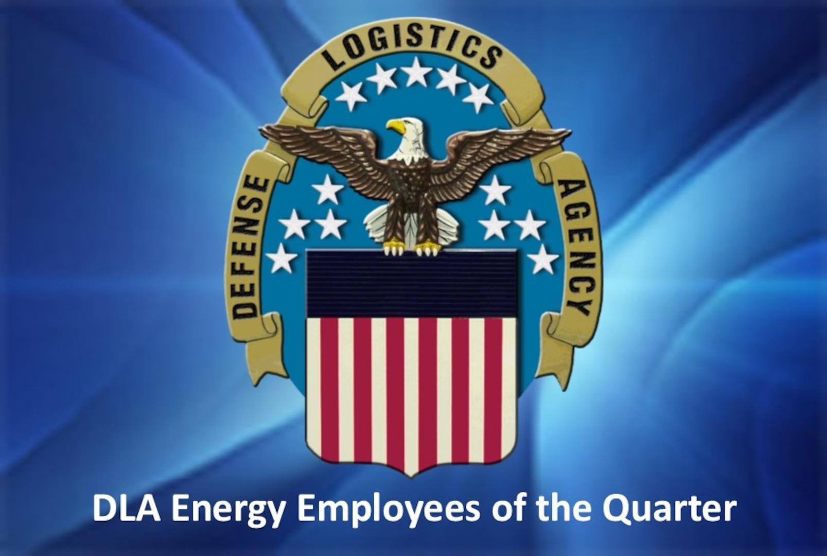 graphic with DLA logo