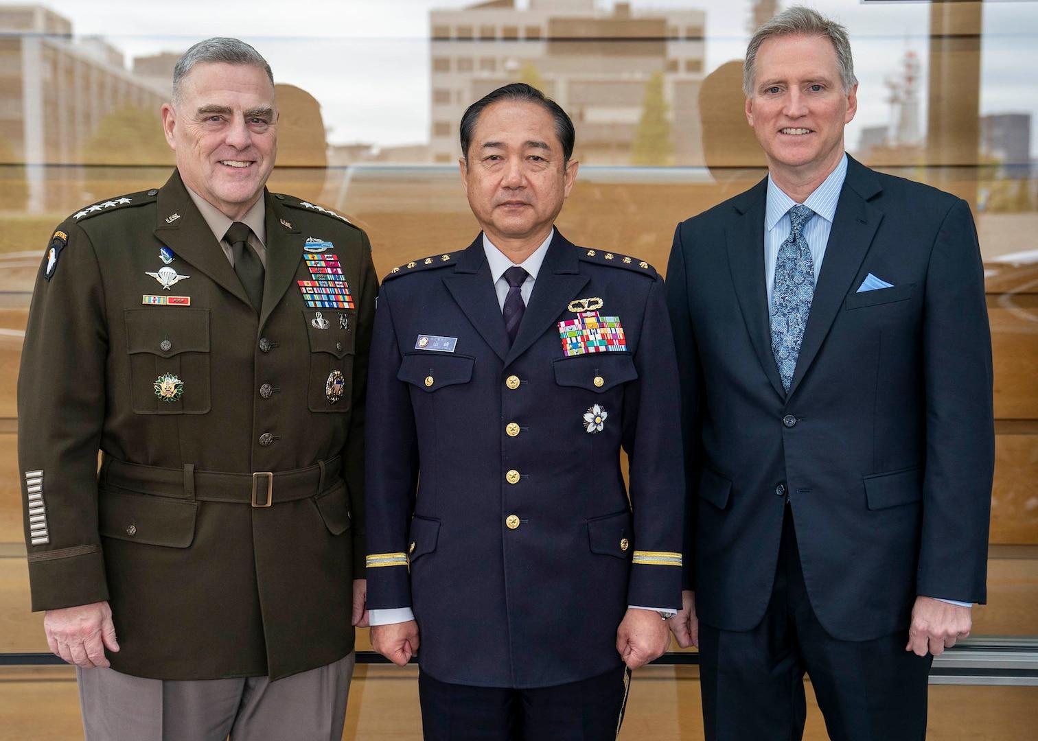 Milley Describes Indo-Pacific Region as U.S. Military's 'Main Effort'
