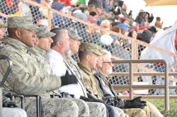 340th FTG welcome new airman