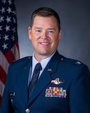 Colonel Daniel Collister official photo