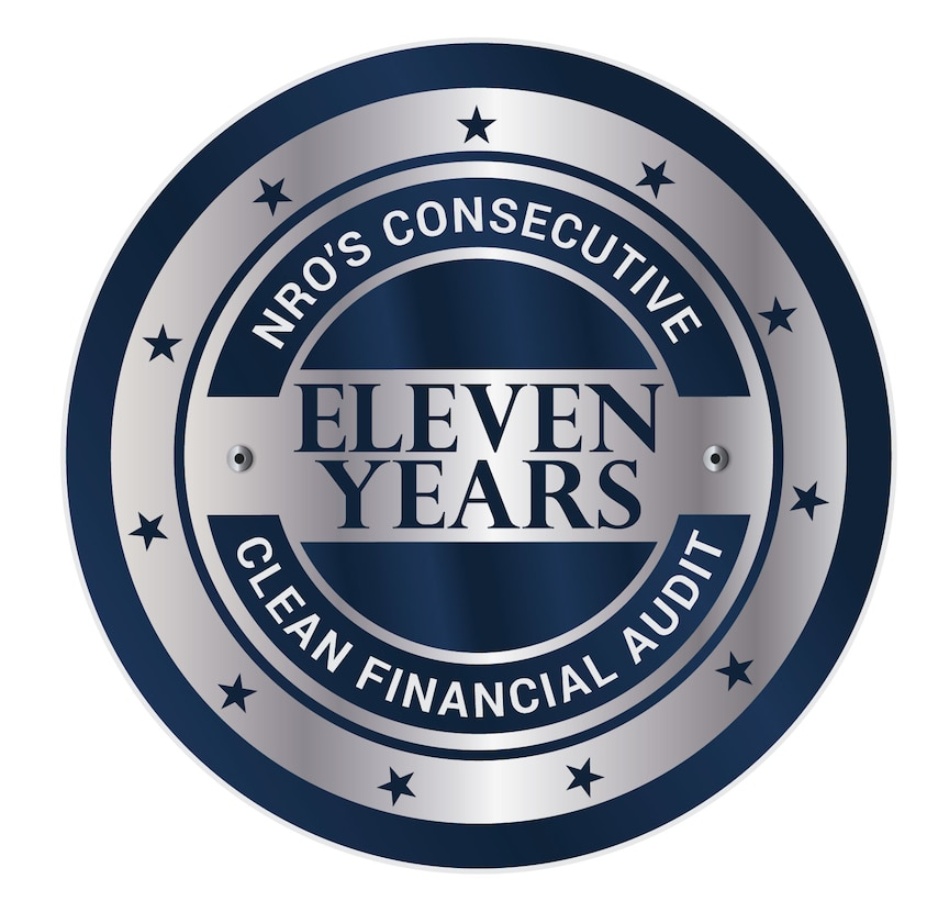 "NRO Achieves Eleven Years of ""Clean"" Financial Audits"