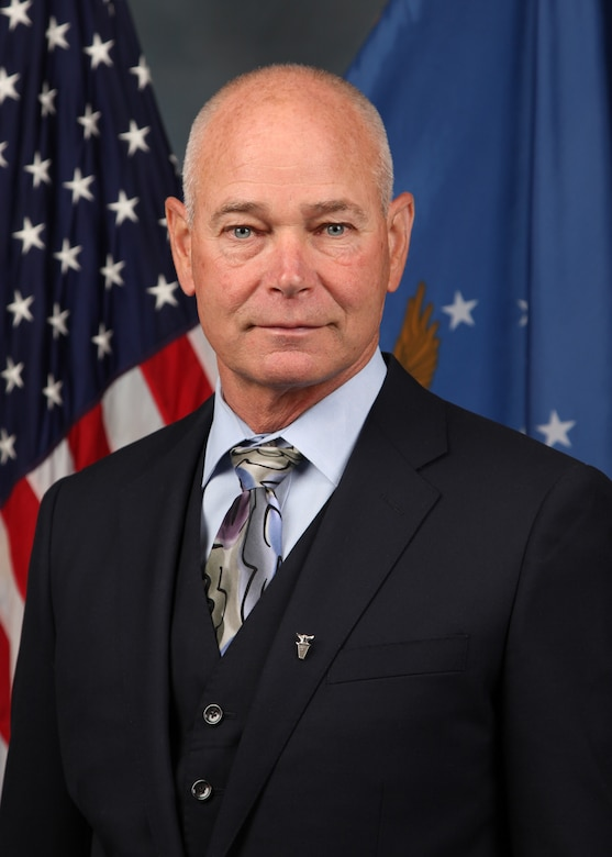 Dr. Brett C. Bedeaux (U.S. Air Force courtesy photo)
