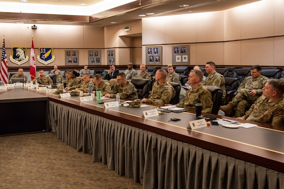 Eleventh Air Force holds senior enlisted leaders workshop