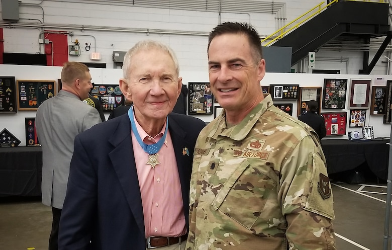 Charleston Reservists celebrate Veterans Day at Atlanta event