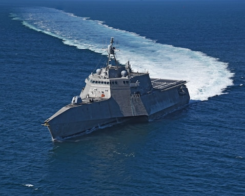 Montgomery Operates with Royal Australian Navy in the South China Sea