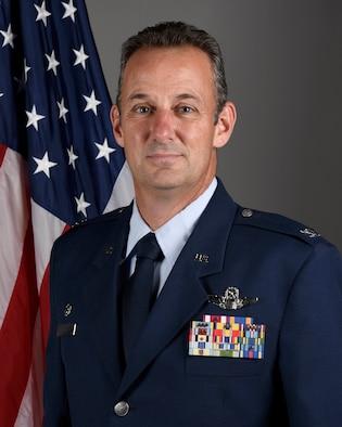 Col. Michael DiDio - 180th Fighter Wing Commander