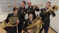 U.S. Army Europe Band and Chorus - Band Brass Quintet
