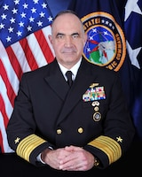 ADM Charles Richard official photo