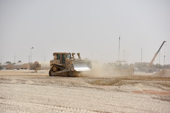 The significant infrastructure improvements made by civil engineering Airmen at PSAB enable U.S. Air Forces Central Command and U.S. Central Command to assure and enhance the defense of Saudi Arabia and security of the Middle East region.