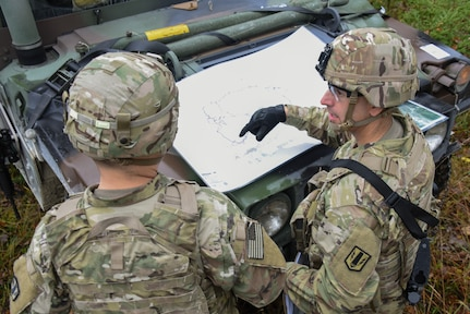 The operation's purpose is to train Soldiers on recently fielded equipment. The 41st FAB continues to build toward full operational capability by providing long-range precision fires within the European Theater.