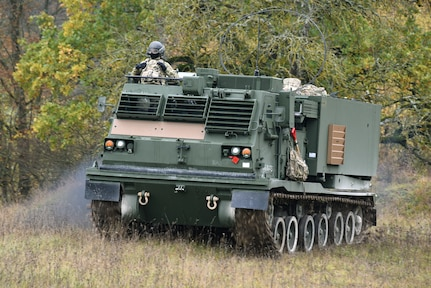 The operation's purpose is to train Soldiers on recently fielded equipment.