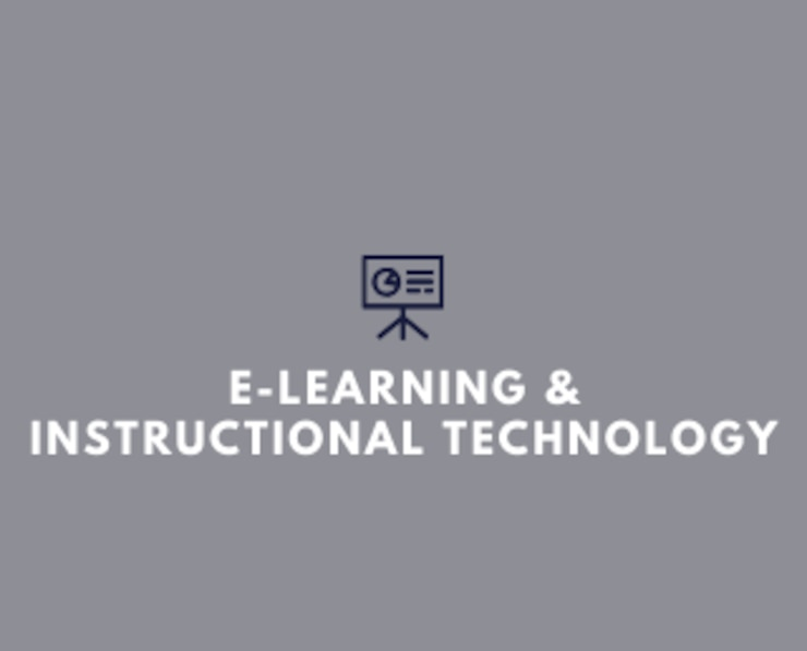E-Learning & Instructional Technology