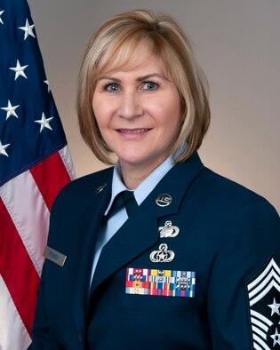 Chief Master Sgt Teresa M. Renson