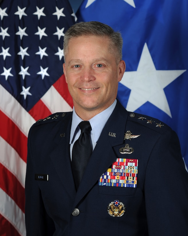 LIEUTENANT GENERAL TIMOTHY D. HAUGH