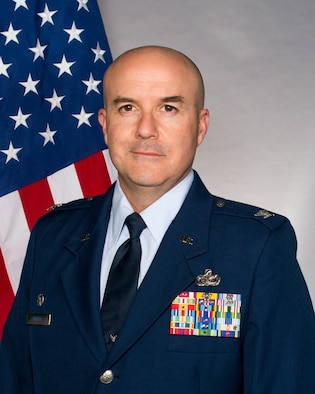 Col. Christopher D. Witter, 914 MSG