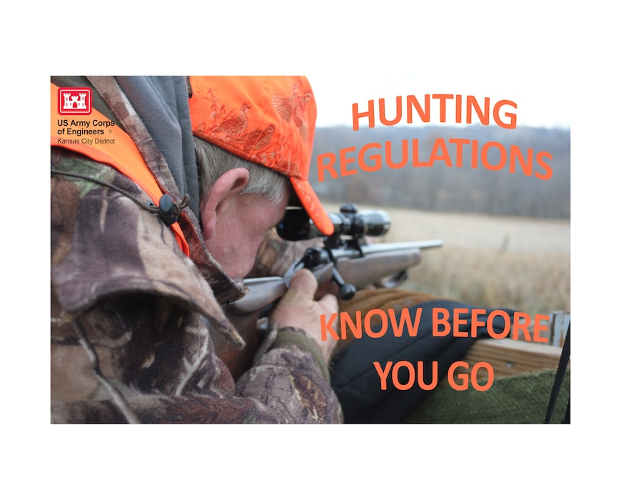 It's important to understand and follow all state and federal hunting regulations. Look online or call our offices to know before you go.