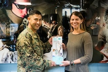 Military spouse creates product to give individuals independence