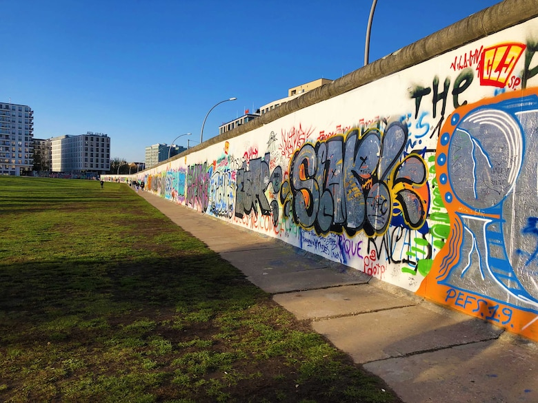 30th Anniversary of the Berlin Wall tear down