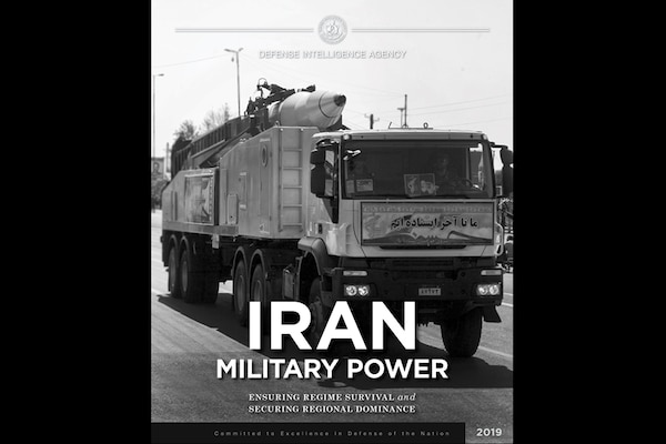 This volume in DIA's series of military power reports provides details on Iran's defense and military goals, strategy, plans, and intentions. It examines the organization, structure and capability of the military supporting those goals, as well as the enabling infrastructure and industrial base.