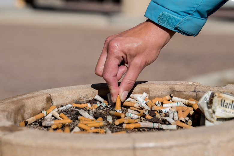 The Great American Smoke Out is Nov 27, 2019. In recognition, Scott Air Force Base's Health Promotions Office in encouraging members of Team Scott to take the day to learn about available resources to quit smoking, such as free nicotine patches and gum through personal care managers and tobacco cessation counseling.