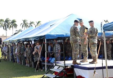 GEN. Paul J. LaCamera Assumes Command of U.S. Army Pacific