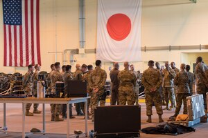 Pacific Air Forces commander meets with Team Yokota