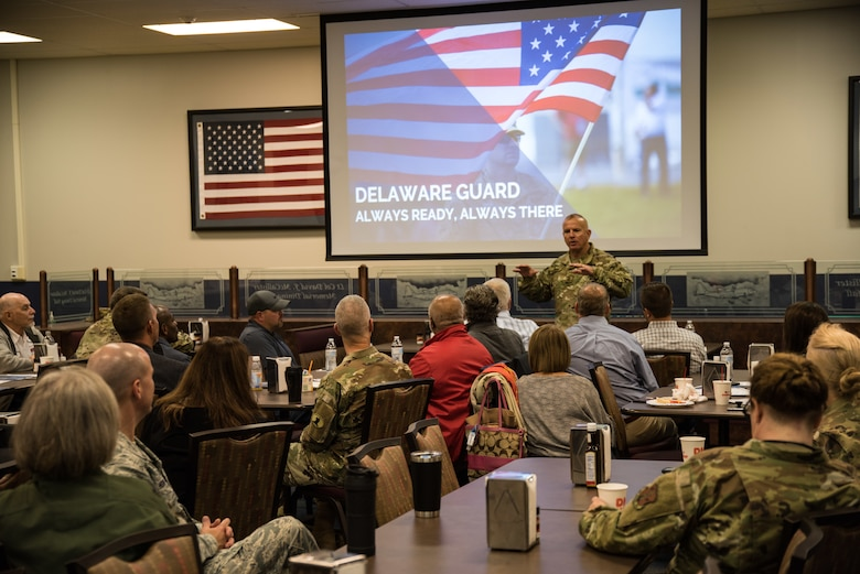 166th Airlift Wing Welcomes Center of Influence Members