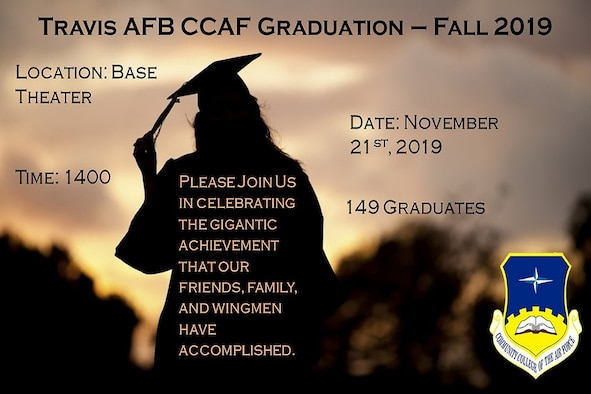 CCAF Graduation November 2019