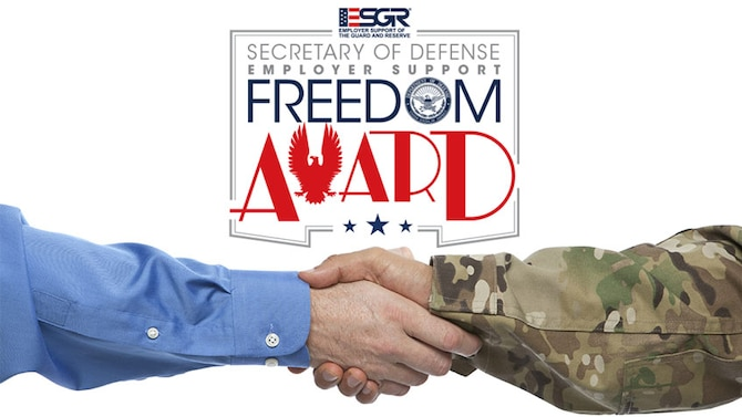 Secretary of Defense Employer Support Freedom Award