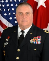 Maj. Gen. Van McCarty, The Adjutant General for South Carolina