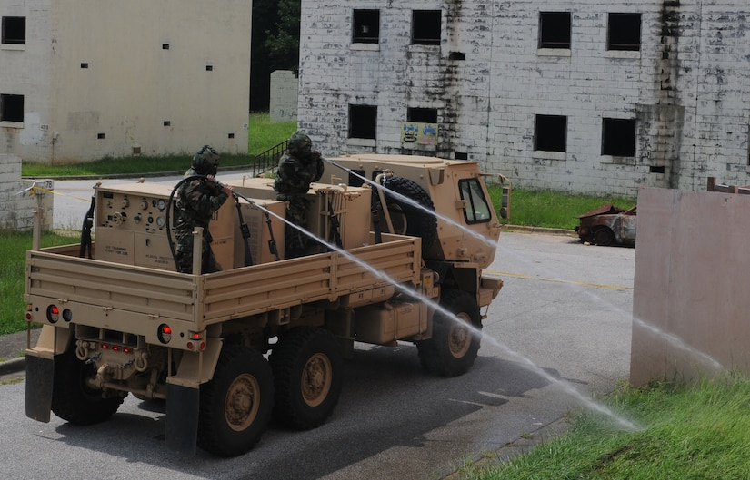 M26 and M12A1 Decon