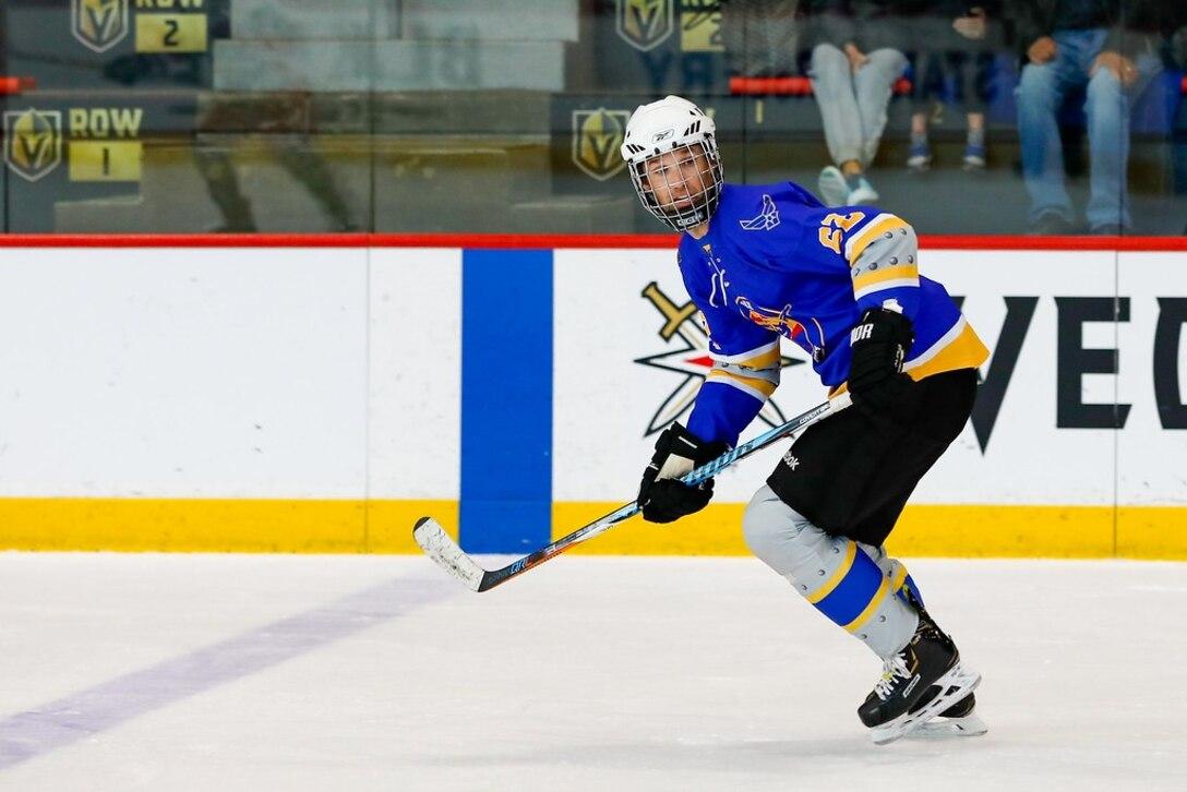Luke Thunderbolts Hockey wins big in Vegas