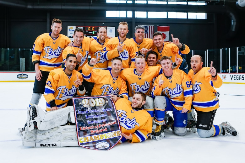 Luke Thunderbolts Hockey wins big in Vegas
