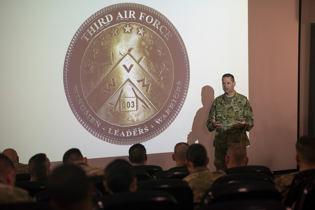 USAFE-AFAFRICA holds third annual Senior Enlisted Leader Summit