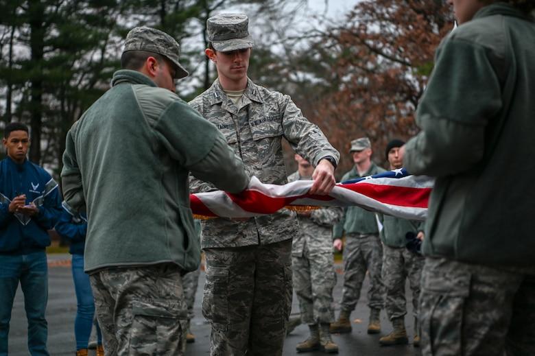 Hanscom personnel mentor ROTC cadets