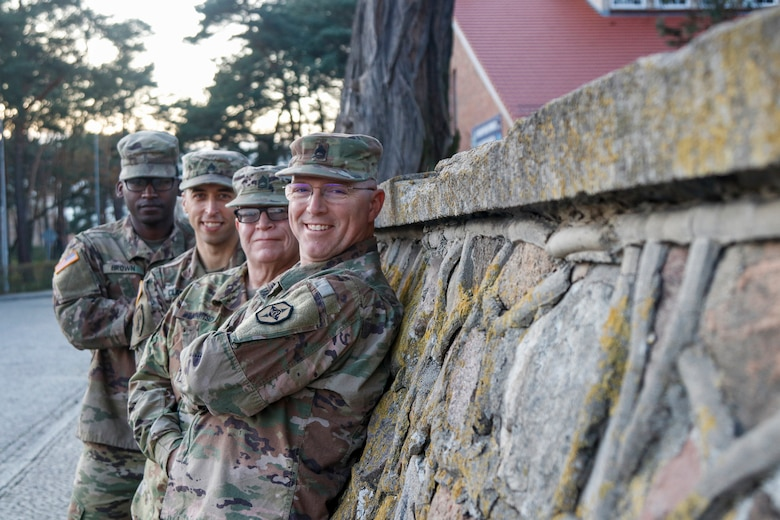 652nd Regional Support Group Mayor's Cell team improves Skwierzyna base camp in Poland