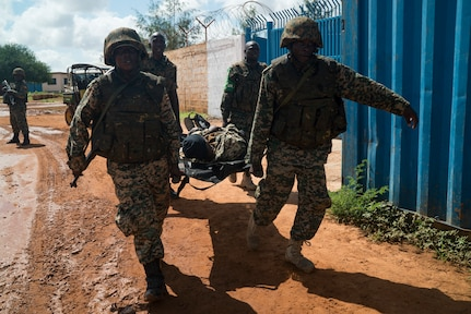 U.S. conducts joint knowledge exchange with partners in Somalia