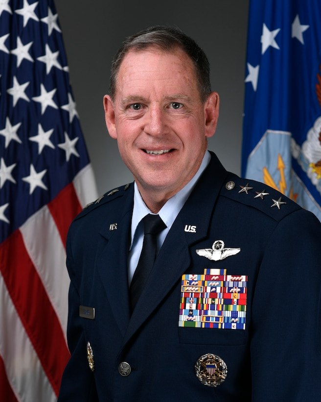 Lt Gen James B. Hecker